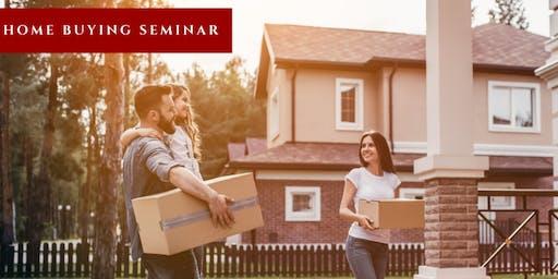 Home Buyer Seminar in Mont Belvieu