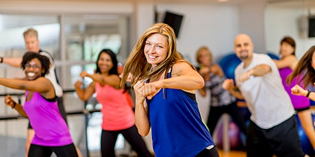 Cardio Kickboxing (Session 3) tickets