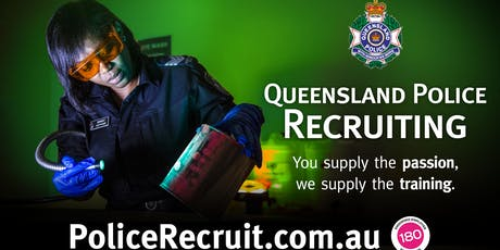 Queensland Police Service Recruiting - Ipswich Multifest tickets