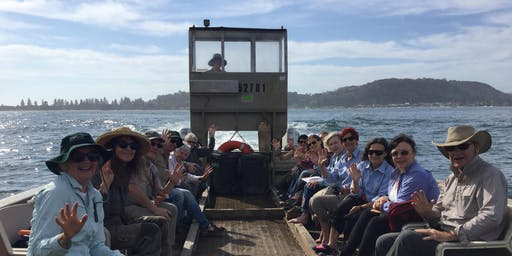 Floating Landcare