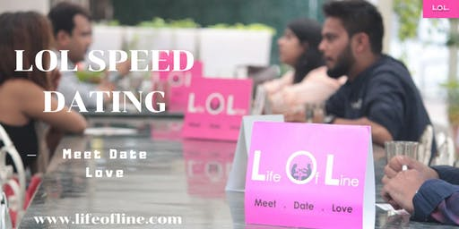 LOL Speed Dating CHN Oct 19