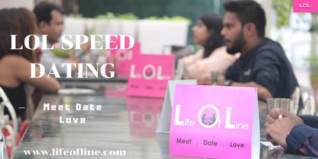 LOL Speed Dating INDORE Oct 12 tickets