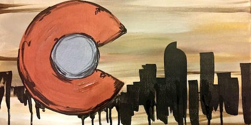 Paint Wine Denver Copper Colorado Fri Nov 22nd 6:30pm $35