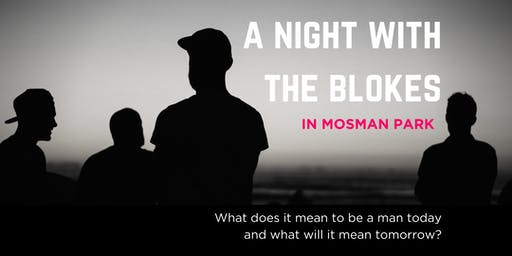 Tomorrow Man - A Night With The Blokes in Mosman Park