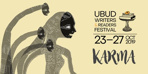 Ubud Writers & Readers Festival | 4-DAY MAIN PROGRAM PASS
