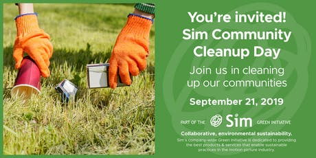 Sim Community Cleanup Day: Vancouver tickets
