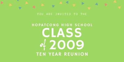 Hopatcong HS Class of 2009 Reunion