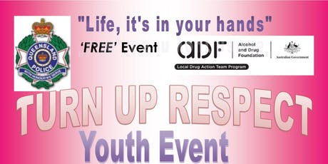 Queensland Police Recruiting - Turn Up Respect, Redcliffe tickets