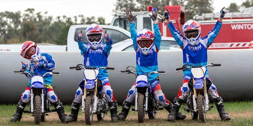bLU cRU Childrens Bike Experience