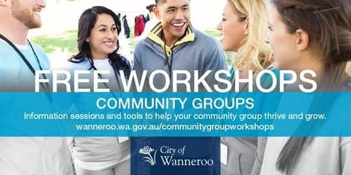 Conflict resolution in Community groups