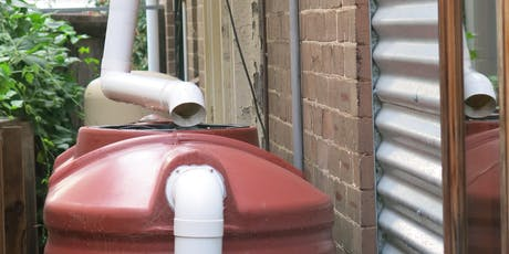 Rainwater Harvesting Workshop - Haberfield tickets