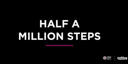 Half a Million Steps - Springwood