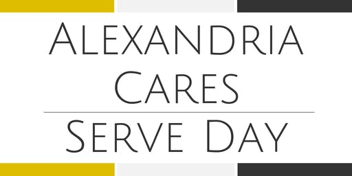 Alexandria Cares | Serve Day