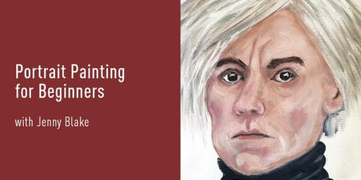 Portrait Painting for Beginners