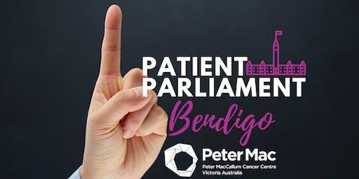 Patient Parliament - Bendigo