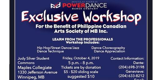 Powerdance Workshop
