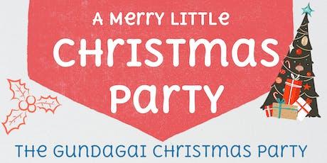 Gundagai Christmas Party tickets