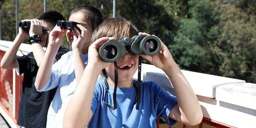Junior Rangers Nature Treasure Hunt - Serendip Sanctuary