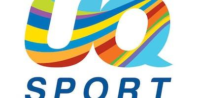 UQ Sport - Staff Induction - OCTOBER