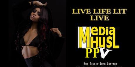 Live Life Lit Live tickets