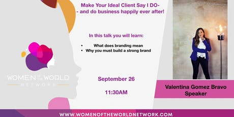 Katy, TX Chapter: Make Your Ideal Client Say I DO tickets