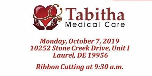 Tabitha Medical Care Ribbon Cutting