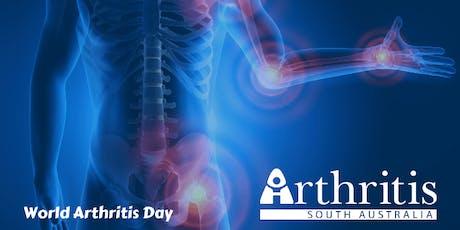 FREE - World Arthritis Day - Public Lecture - Professor David Hunter tickets