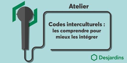 Atelier - Codes interculturels : les comprendre pour mieux s'intégrer