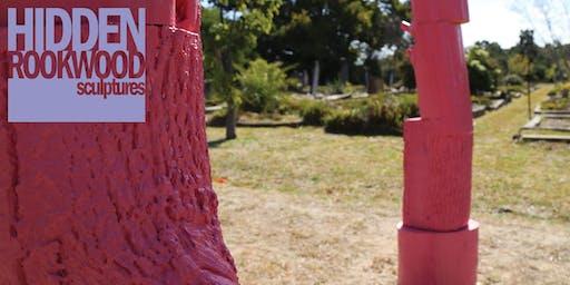HIDDEN 2019 Pink Log Project