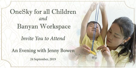OneSky for all Children and Banyan Workspace presents An Evening with Jenny tickets