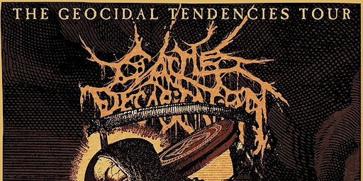 Cattle Decapitation @ Holy Diver