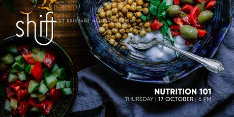 Nutrition 101 - Get the Basics to Eating Healthy Right tickets