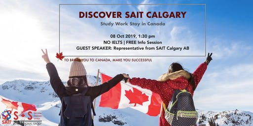 Discover SAIT Calgary AB Canada