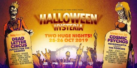 Halloween Hysteria 2019 tickets