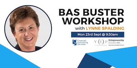 BAS Buster Workshop tickets