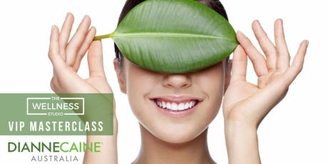 VIP Masterclass: The Secret to Glowing, Toxin-Free Skin tickets