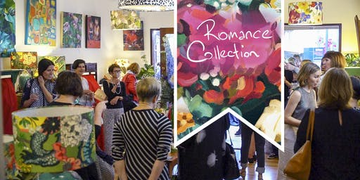 Bowerbird Collections Spring/Summer Romance Collection Launch Party