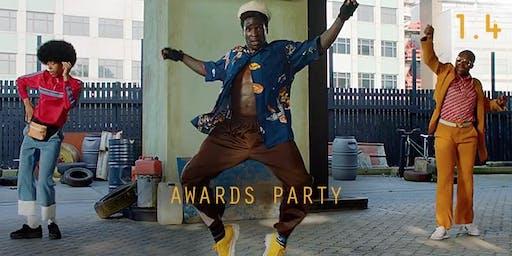 1.4 Awards Party for Brilliant Short-form Filmmaking