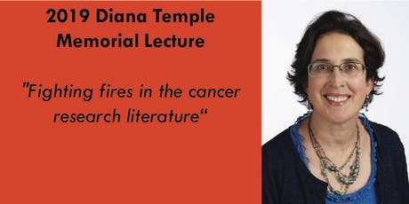 2019 Diana Temple Memorial Lecture tickets