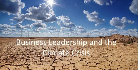 Business Leadership and the Climate Crisis tickets
