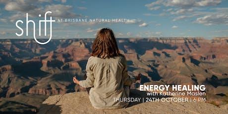 Energy Healing - Brisbane tickets