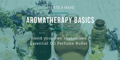 Aromatherapy Basics tickets