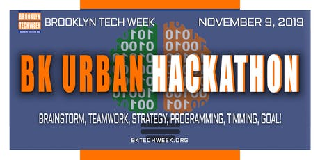 BK Urban Hackathon tickets