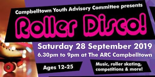 Roller Skate Disco!