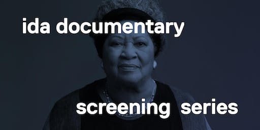 IDA Documentary Screening Series: Toni Morrison: The Pieces I Am