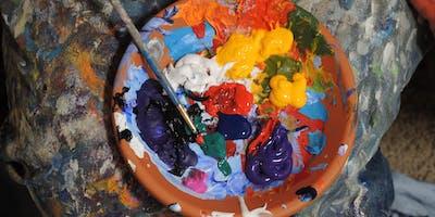 Painting evening