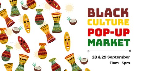 Black Culture Pop-Up Market tickets