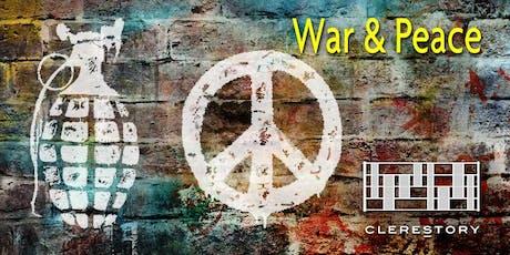 Clerestory presents War & Peace (Oakland) tickets