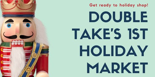 Double Take Market and Craft Fair