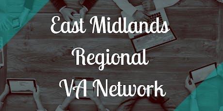 East Midlands VA Regional Network tickets